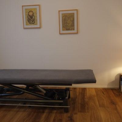 Osteopathie Praxis Zimmer Zwei