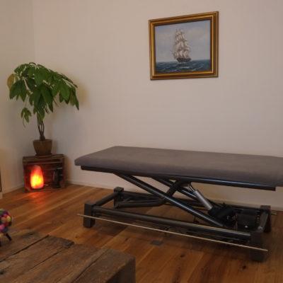 Osteopathie Praxis Zimmer Eins
